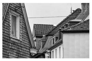 Hagen-Haspe: Dächer
